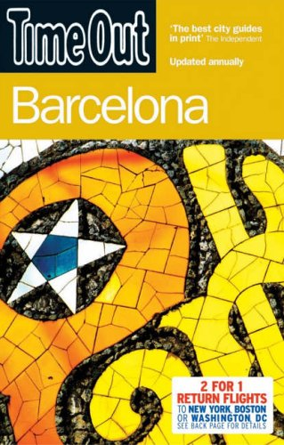 "9781904978350: ""Time Out"" Barcelona (""Time Out"" Guides)"