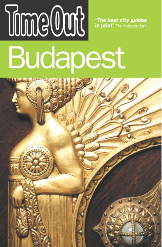 9781904978497: Time Out Budapest (Time Out Guides)