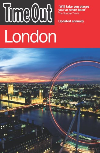 9781904978534: Time Out London (Time Out Guides)
