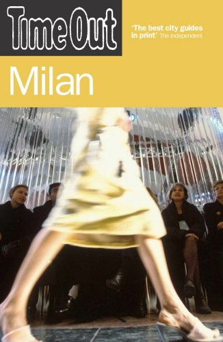 9781904978541: Time Out Milan (Time Out Guides)