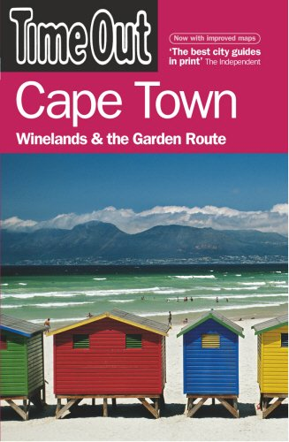 9781904978558: Time Out Cape Town: Winelands and the Garden Route (Time Out Guides)