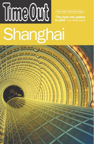 Time Out Shanghai (Time Out Guides): Time Out