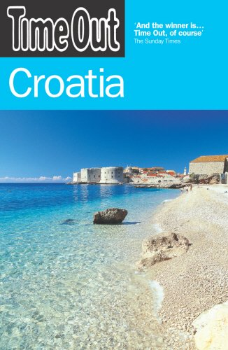 Time Out Croatia (Time Out Guides): Time Out