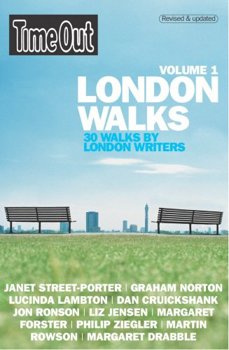 9781904978862: Time Out London Walks Volume 1 - 2nd Edition: 30 Walks by London Writers: Vol 1 (