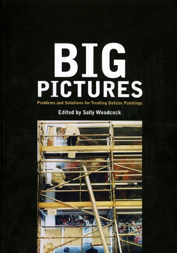 9781904982036: Big Pictures: Problems and Solutions for Treating Outsize Paintings