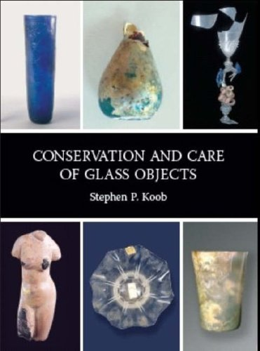9781904982081: Conservation and Care of Glass Objects