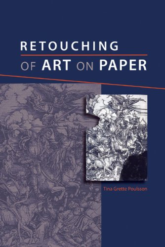 9781904982135: Retouching of Art on Paper