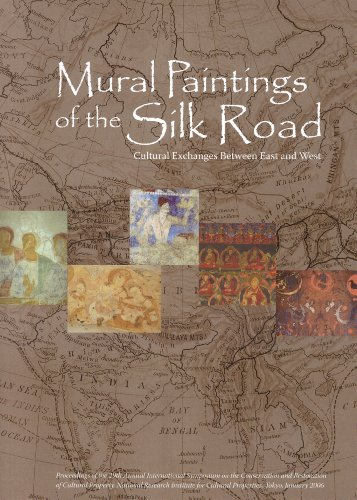 9781904982227: Mural Paintings of the Silk Road: Cultural Exchanges Between East and West