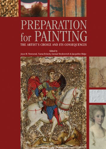 9781904982326: Preparation for Paintings: The Artist's Choice and its Consequences
