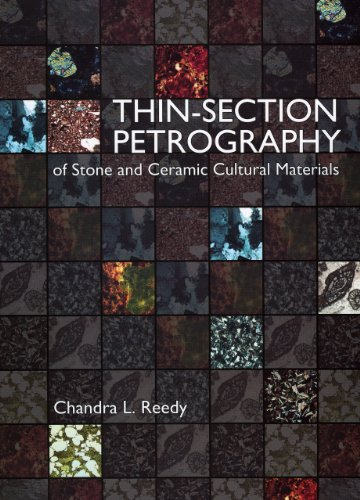 9781904982333: Thin-Section Petrography of Stone & Ceramic