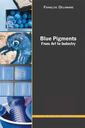 Blue Pigments Format: Paperback: Delamare, Francois