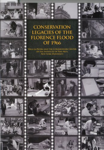 9781904982449: Conservation Legacies of the Florence Flood of 1966
