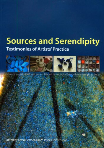 9781904982524: Sources and Serendipity: Testimonies of Artists' Practice