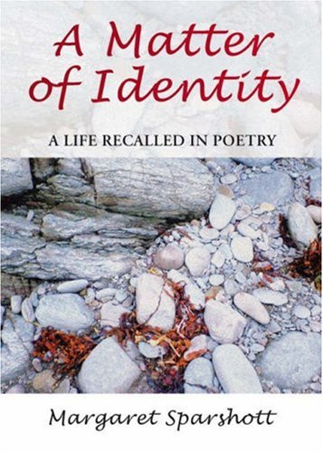9781904985617: A Matter of Identity: A Life Recalled in Poetry