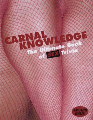 Carnal Knowledge: Essential Sex Trivia: Lola Jones