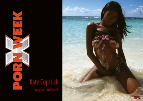 Porn Week: Kate Copstick