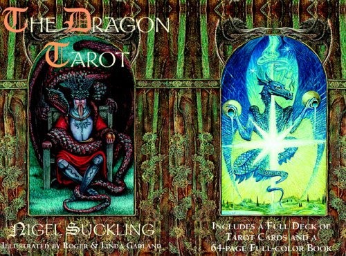 9781904991328: Dragon Tarot by Nigel Suckling