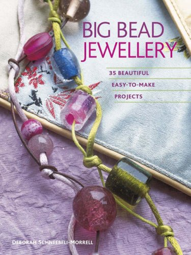 9781904991496: Big Bead Jewellery: 35 Beautiful Easy-to-make Projects
