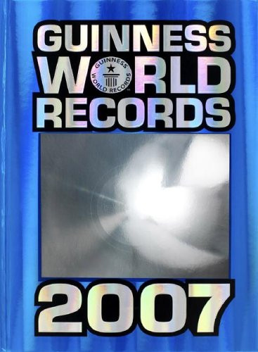 9781904994121: Guinness World Records 2007