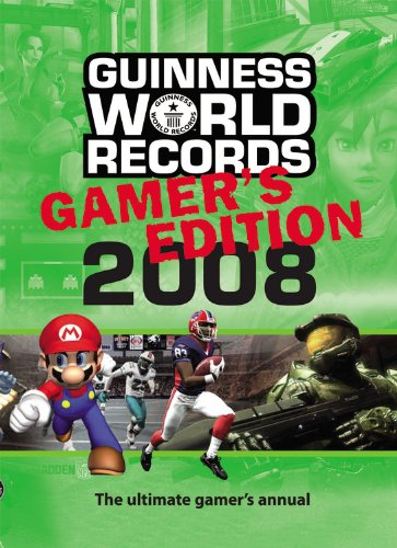 9781904994213: Guinness World Records Gamer's Edition 2008