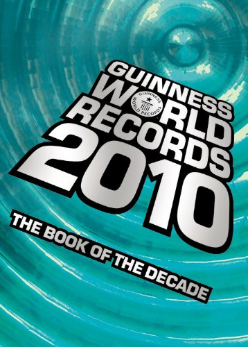 9781904994503: Guinness World Records 2010: The Book of the Decade