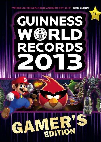 9781904994947: Guinness World Records 2013 Gamer's Edition