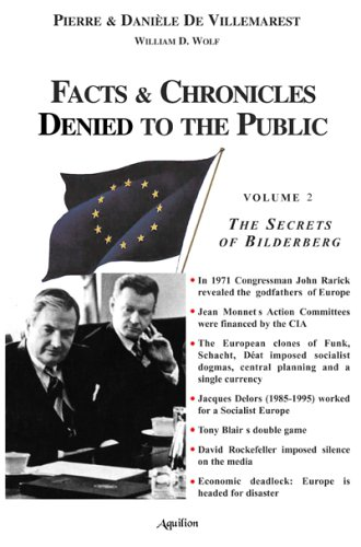Facts and chronicles denied to the public Vol II: Villemarest Pierre de