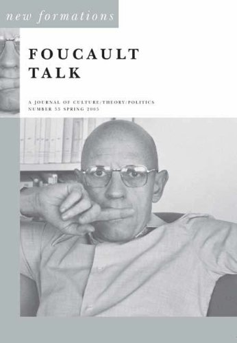 9781905007202: Foucault Talk (New Formations)