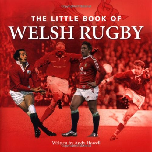 9781905009442: Little Book of Welsh Rugby (Little Books)