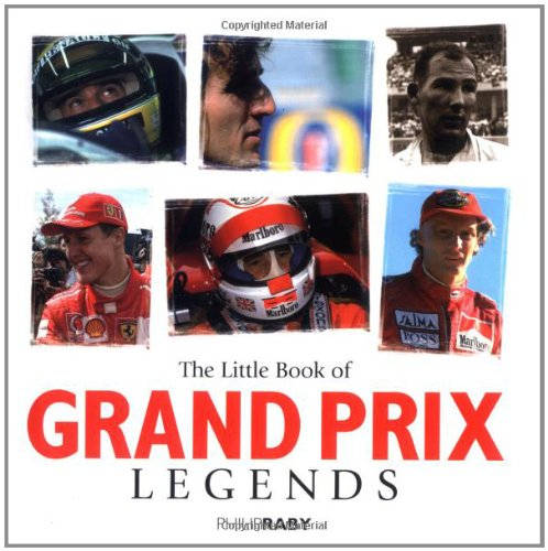 9781905009824: Little Book of Grand Prix Legends (Little Books)
