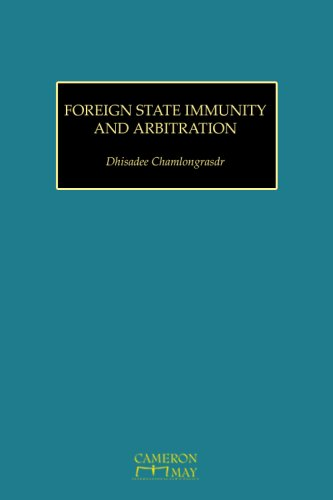9781905017393: Foreign State Immunity and Arbitration