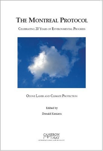 9781905017515: The Montreal Protocol: Celebrating 20 Years of Environmental Progress - Ozone Layer and Climate Protection