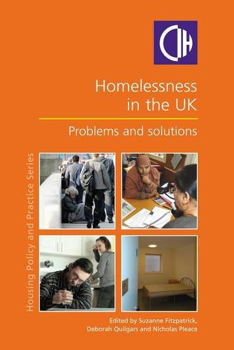 9781905018673: Homelessness in the UK: Problems and Solutions