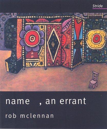 Name, An Errant: Mclennan, Rob