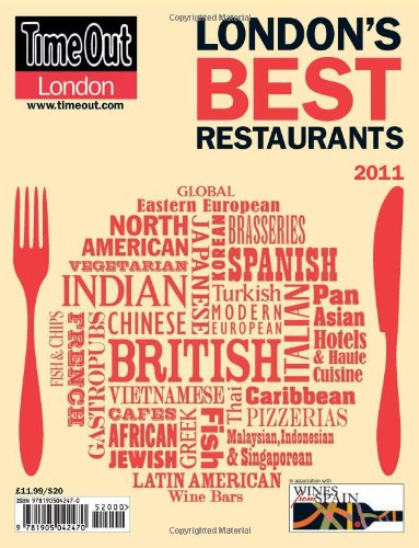 Time Out London's Best Restaurants 2011: Time Out
