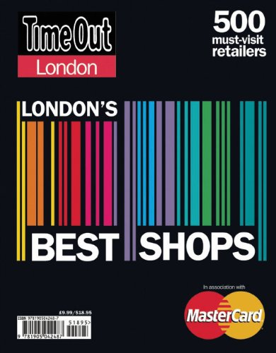 Time Out London's Best Shops (Time Out Guides): Time Out