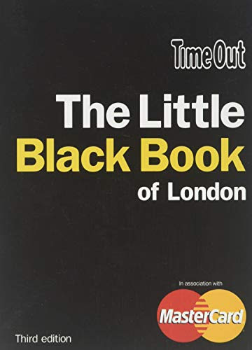 Time Out Little Black Book of London