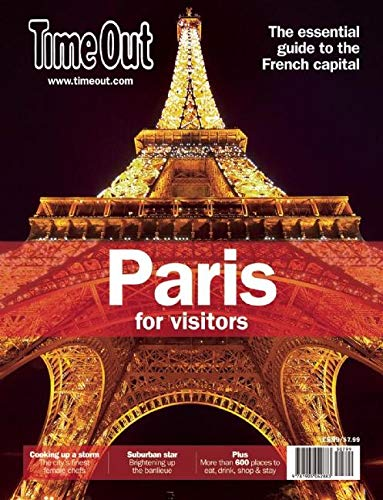 """Time Out Paris for Visitors 2014/15 (""""Time Out"""" for Visitors Series): Time Out ..."""