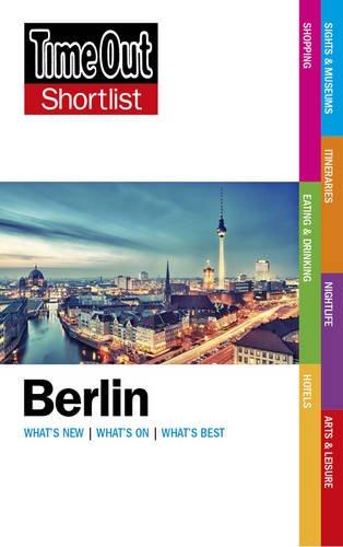 9781905042975: Time Out Shortlist Berlin