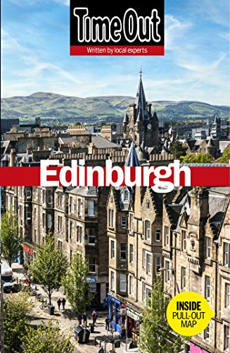 9781905042999: Time Out Edinburgh (Time Out Guides)