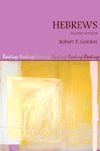9781905048908: Hebrews, Second Edition (Readings, a New Biblical Commentary)