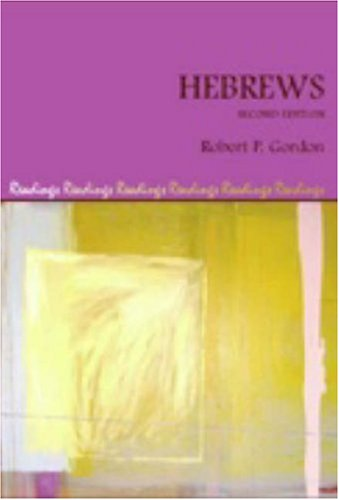 9781905048915: Hebrews, Second Edition (Readings, a New Biblical Commentary)