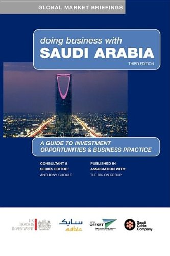 9781905050062: Doing Business with Saudi Arabia
