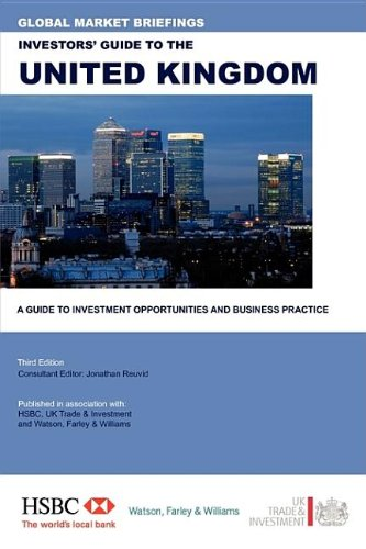 Investors' Guide to the United Kingdom: Jonathan Reuvid