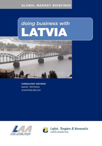 9781905050246: Doing Business with Latvia