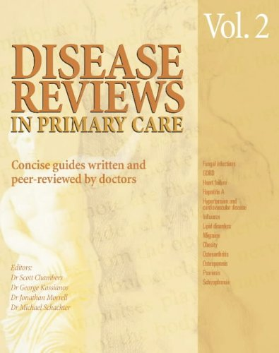 9781905064847: Disease Reviews in Primary Care: v. 2: Concise Guides Written and Peer-Reviewed by Doctors