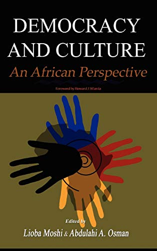9781905068203: Democracy and Culture: An African Perspective(hb)