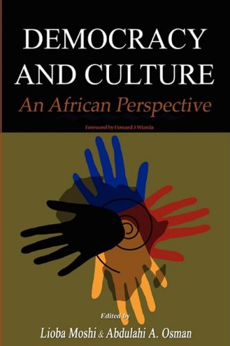 9781905068920: Democracy and Culture: An African Perspective(pb)
