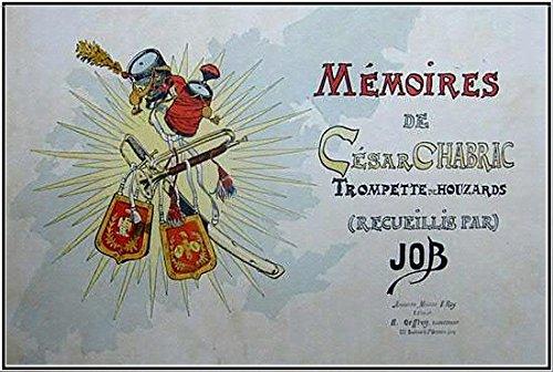 9781905074792: Memoires De Cesar Chabrac Trompette De Houzards