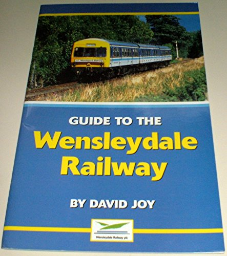 9781905080021: Guide to the Wensleydale Railway